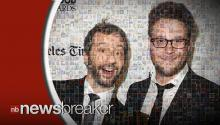 Seth Rogen, Judd Apatow Blast Movie Critic for Blaming 'Virgin Killer' Massacre on Their Films