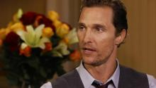 Matthew McConaughey Opens Up About Drastic Weight Loss