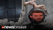 IT'S OVER: Miley Cyrus and Liam Hemsworth Throw 'Wrecking Ball' At Their Engagement