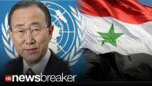 "U-N Secretary General Confirms Chemical Weapons Use in ""Chilling"" Report"