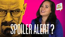 Guest Lana McKissack talks Breaking Bad and Spoiler Etiquette