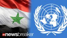"BREAKING: UN Report Will Say Syria Committed ""Crimes Against Humanity"" in Chem Attack"
