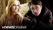 Author J.K. Rowling to Make Harry Potter Spin-Off with Warner Bros.