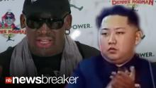 Dennis Rodman Reveals Plan for Book, Basketball Team With Dictator Kim Jong Un