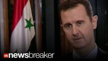 """EXPECT EVERYTHING"": Syrian President Tells CBS Chem Warfare ""Could Happen"""