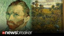 New Masterpiece by Celebrated Painter Vincent Van Gogh Discovered