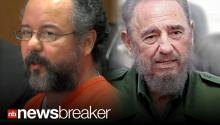 Twitter Users Confuse Death of Cleveland Kidnapper Ariel Castro With Cuba's Fidel