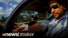 CAUGHT ON TAPE: George Zimmerman Busted Again for Speeding