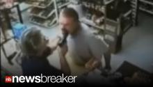 BAD IDEA: Crook Gets Gun in Mouth When Clerk Turns Out to be Iraq War Vet