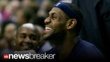 NBA Champ LeBron James New Sitcom: Pains of Being Rich & Famous