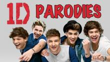 Best One Direction Parodies &