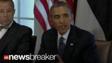 "RAW: President Obama on Strikes Against Syria: ""Limited, Narrow Act"""