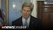 RAW VIDEO: Sec. of State John Kerry Justifies Punishing Strike on Syria