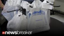Man Sues Wal-Mart Claiming Misfilled Plastic Bag Killed Wife