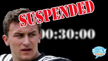Johnny Manziel Suspended for Autograph-Selling? We Give it a Try!