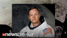 Twitter Users Shocked, Saddened to Learn Neil Armstrong Dead…. a Year Later.