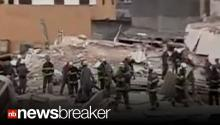 BREAKING: 6 Killed, 19 Injured After Building Collapses in Sao Paulo, Brazil