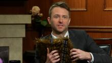 Chris Hardwick on Star Wars: I'm Excited, I Want to See These Characters Again