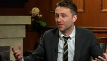 Chris Hardwick: I Just Hope the Internet Stays Equal and Free