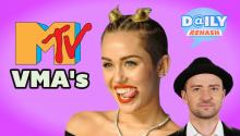 The VMA's Winners & Losers 2013: Miley Cyrus Twerks Robin Thicke