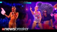 People Can't Stop Talking About Miley Cyrus' Shocking VMA Performance