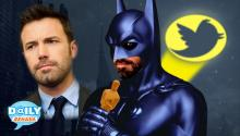 Ben Affleck is Batman and Twitter goes Batty