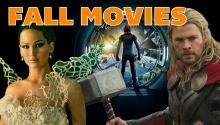 Fall 2013 Movie Previews