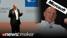 BREAKING: Microsoft CEO Steve Ballmer to Retire in Next 12 Months