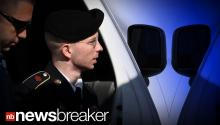 BREAKING: Secret Document Leaker Bradley Manning Sentenced to 35 Years