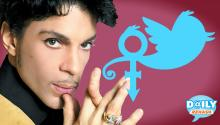 Prince is on Twitter aka The Social Media Formerly Known as Myspace