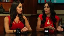 "Changing How Divas Are Perceived: WWE Superstars ""The Bella Twins"" and ""Natalya"""
