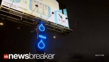 DRINK THE AIR: Outdoor Billboard Generates Clean Water from Air