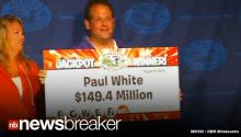 JACKPOT! Minnesota Man Claims $149 Million