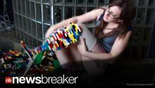 Woman Builds Prosthetic Leg Using Legos