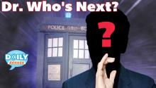 The New Doctor Who is Peter Capaldi