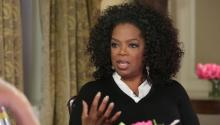 Oprah discusses racist incidents In New York and Zurich