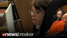 RAW VIDEO: Cleveland Captive Michelle Knight's Entire Statement at Ariel Castro