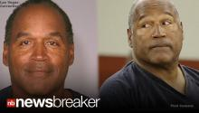 BREAKING: OJ Simpson Granted Parole; Will Still Serve Time on Other Charges