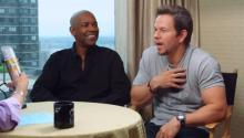 Denzel Washington & Mark Wahlberg