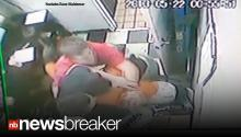 TAKE DOWN: Robber Beaten Back by Two Teen Employees (CAUGHT ON TAPE)