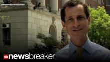 WEINER DROPPING: Latest Poll Has NYC Mayoral Candidate in 4th Place