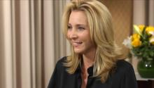 "A Talk Show For ""Web Therapy's"" Fiona?: Lisa Kudrow Shares"