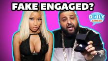 Nicki Minaj & DJ Khaled's Stunt Engagement