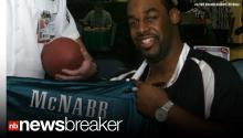 RETIRED: Future Hall of Fame QB Donovan McNabb Retires as an Eagle