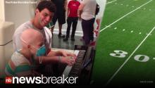 TEARJERKER: Memphis QB Plays Piano with 11 Year-Old Battling Cancer