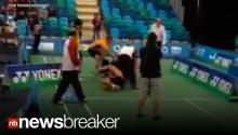 BADMINTON BEATDOWN: Player Pummels Former Partner in Front of Crowd
