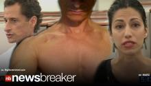 NYC Mayoral Candidate Anthony Weiner Stays in Race; Wife Stands Before Cameras to Defend