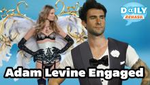 Adam Levine Engaged to Victoria Secret Model