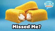Twinkies Are Back…On Twitter!