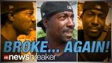 CLEVELAND CAPTIVES: 'Hero' Charles Ramsey Blows $50k, Now Broke!